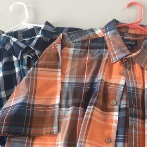 Basic Editions Men's shirts. (Bundle of 2)!